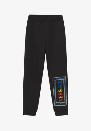 BOTTOM FELPA - Pantalon de survêtement - nero