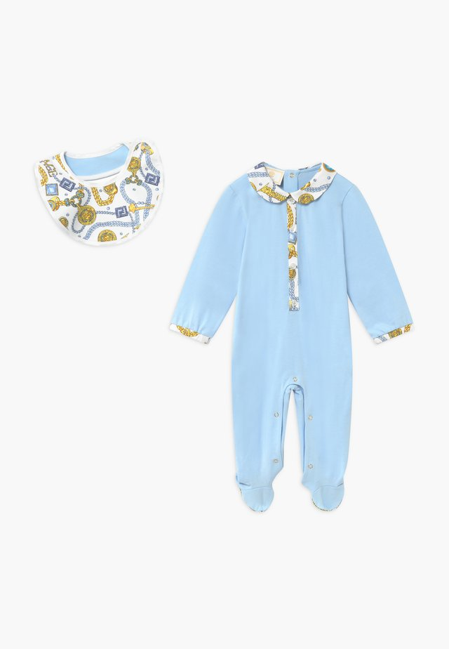 REGALO BABY SET - Baby gifts - azurro