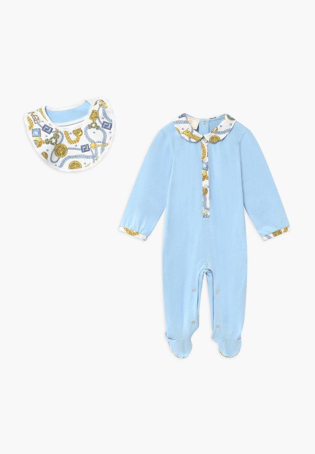 REGALO BABY SET - Cadeau de naissance - azurro