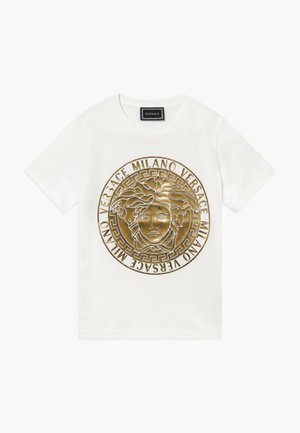 MAGLIETTA MANICA CORTA - T-shirt imprimé - bianco