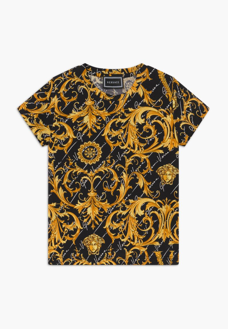 Versace - MANICA CORTA - T-shirt imprimé - nero