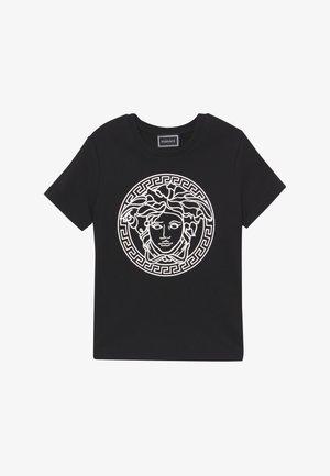 MAGLIETTA MANICA CORTA - T-shirt imprimé - nero bianco