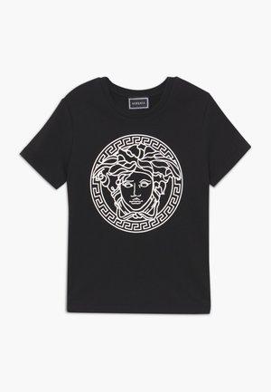 MAGLIETTA MANICA CORTA - T-shirt print - nero bianco