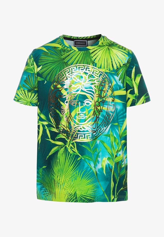 JUNGLE CAPSULE - Printtipaita - verde