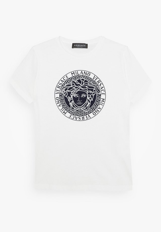 MAGLIETTA MANICA CORTA - T-shirt print - bianco lana