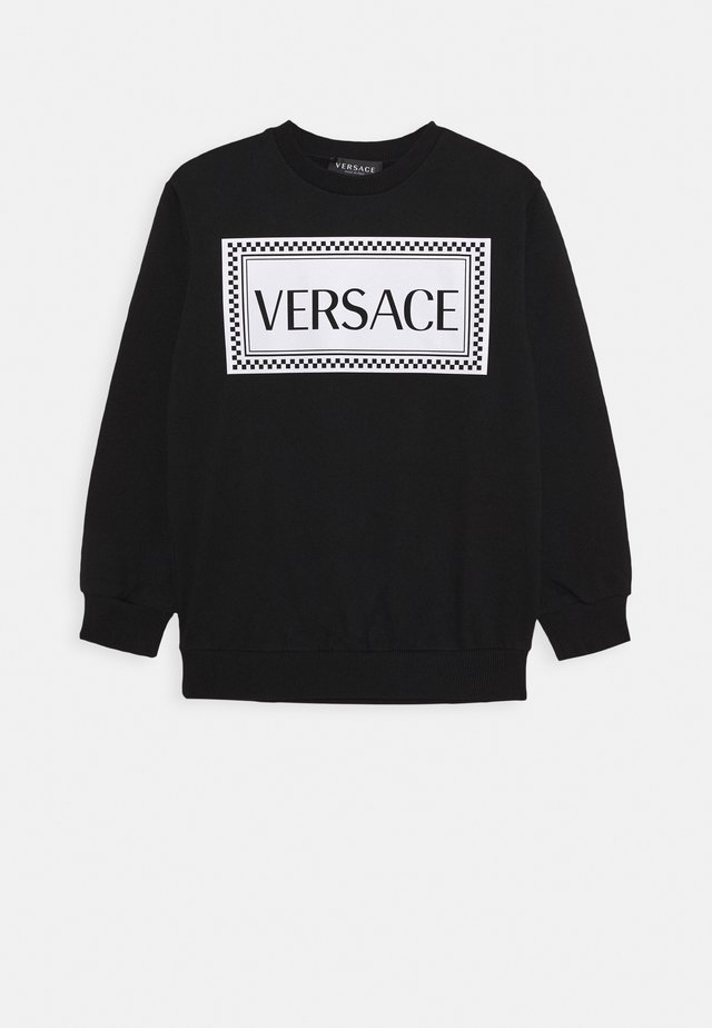 FELPA - Sweater - nero/bianco opaco