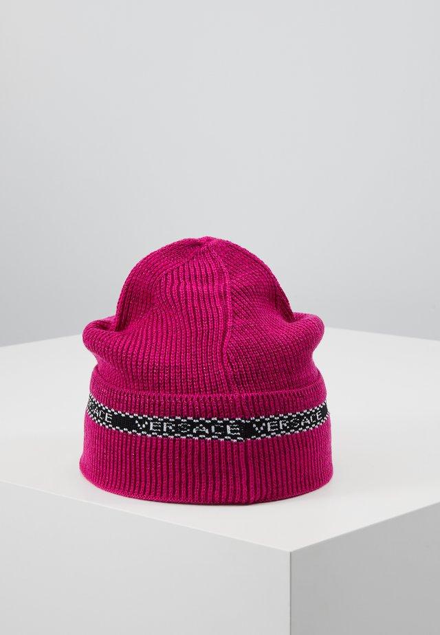 CAPPELLO MAGLIA - Bonnet - fuxia
