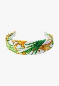 Versace - CERCHIETTO - Hair Styling Accessory - bianco verde - 3