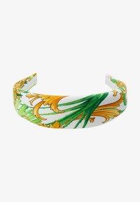 Versace - CERCHIETTO - Accessoires cheveux - bianco verde - 3