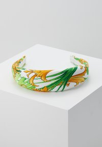 Versace - CERCHIETTO - Hair Styling Accessory - bianco verde - 0