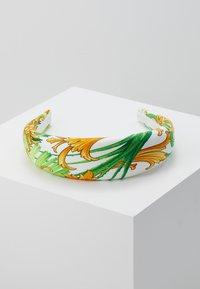 Versace - CERCHIETTO - Accessoires cheveux - bianco verde - 0