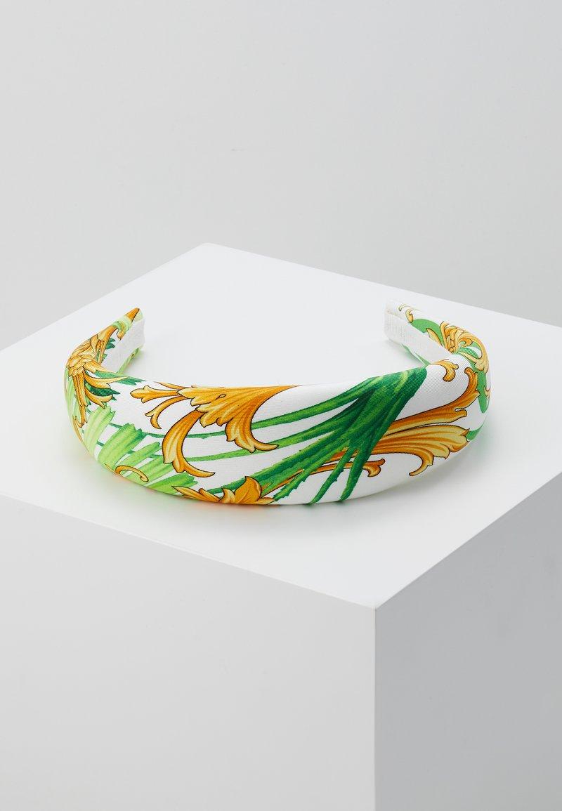 Versace - CERCHIETTO - Accessoires cheveux - bianco verde