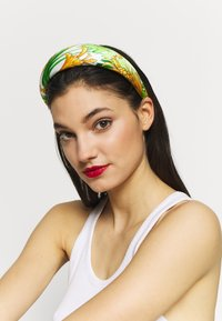 Versace - CERCHIETTO - Accessoires cheveux - bianco verde - 1