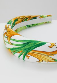Versace - CERCHIETTO - Hair Styling Accessory - bianco verde - 4