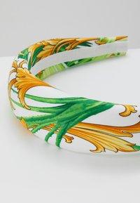 Versace - CERCHIETTO - Accessoires cheveux - bianco verde - 4