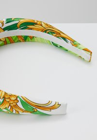 Versace - CERCHIETTO - Hair Styling Accessory - bianco verde - 2