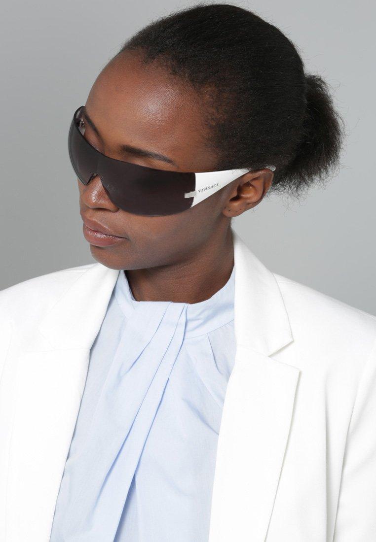 Versace - Sluneční brýle - white/black