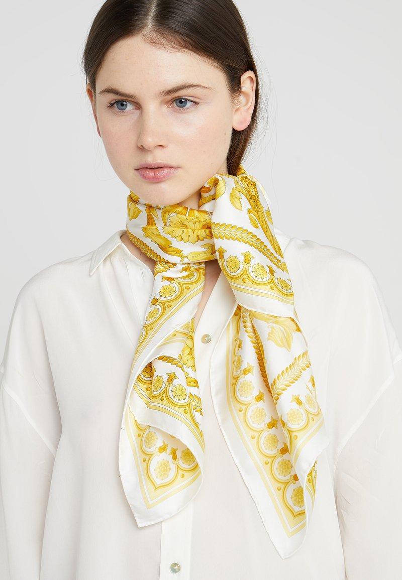 Versace - FOULARD CARRE - Tuch - white