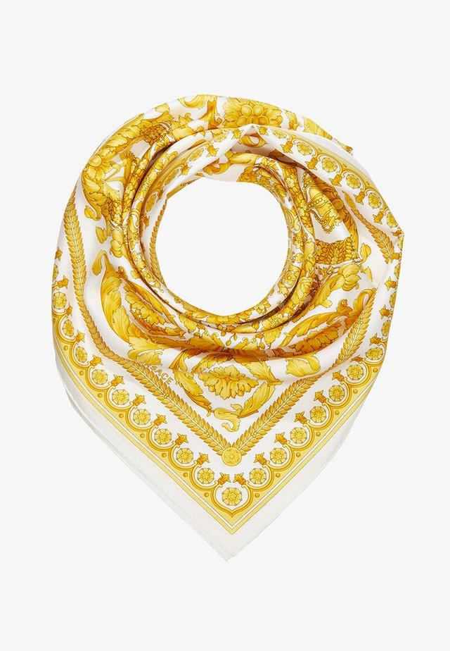 FOULARD CARRE - Foulard - white