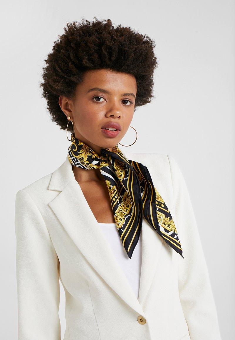 Versace - FOULARD  - Tuch - nero oro