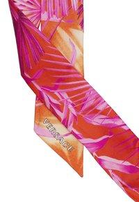 Versace - BANDANA - Foulard - fuxia/arancio - 2