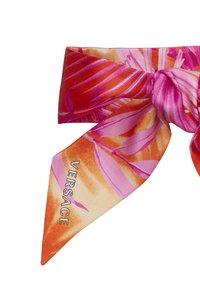 Versace - BANDANA - Foulard - fuxia/arancio - 3