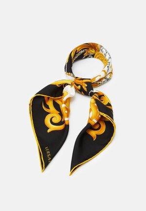 FOULARD - Foulard - bianco/nero/oro