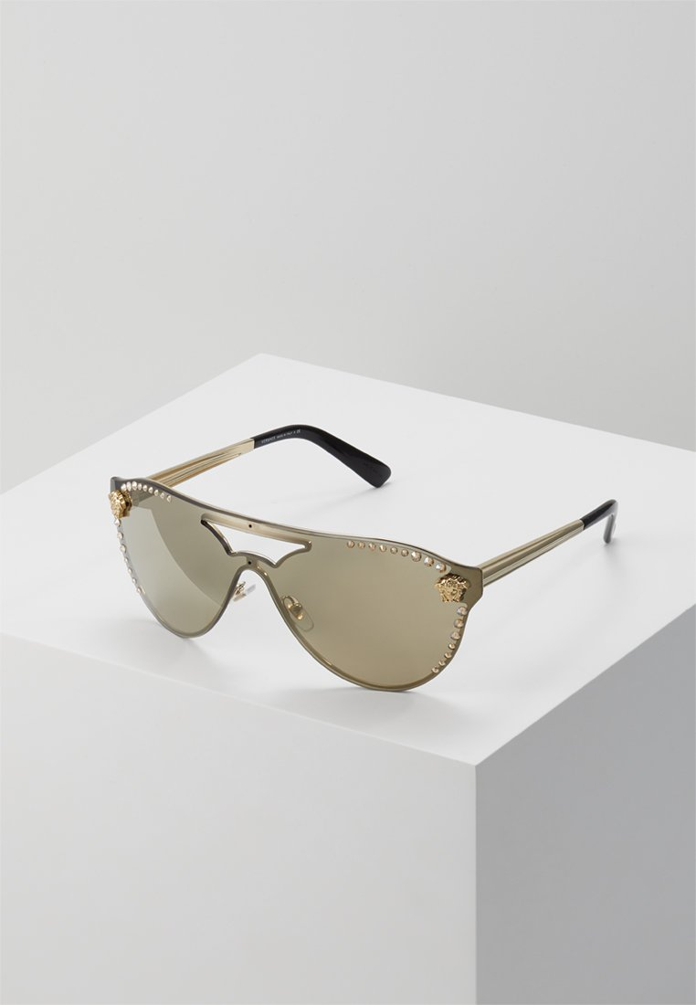 Versace - Sunglasses - bronze-coloured/copper-coloured