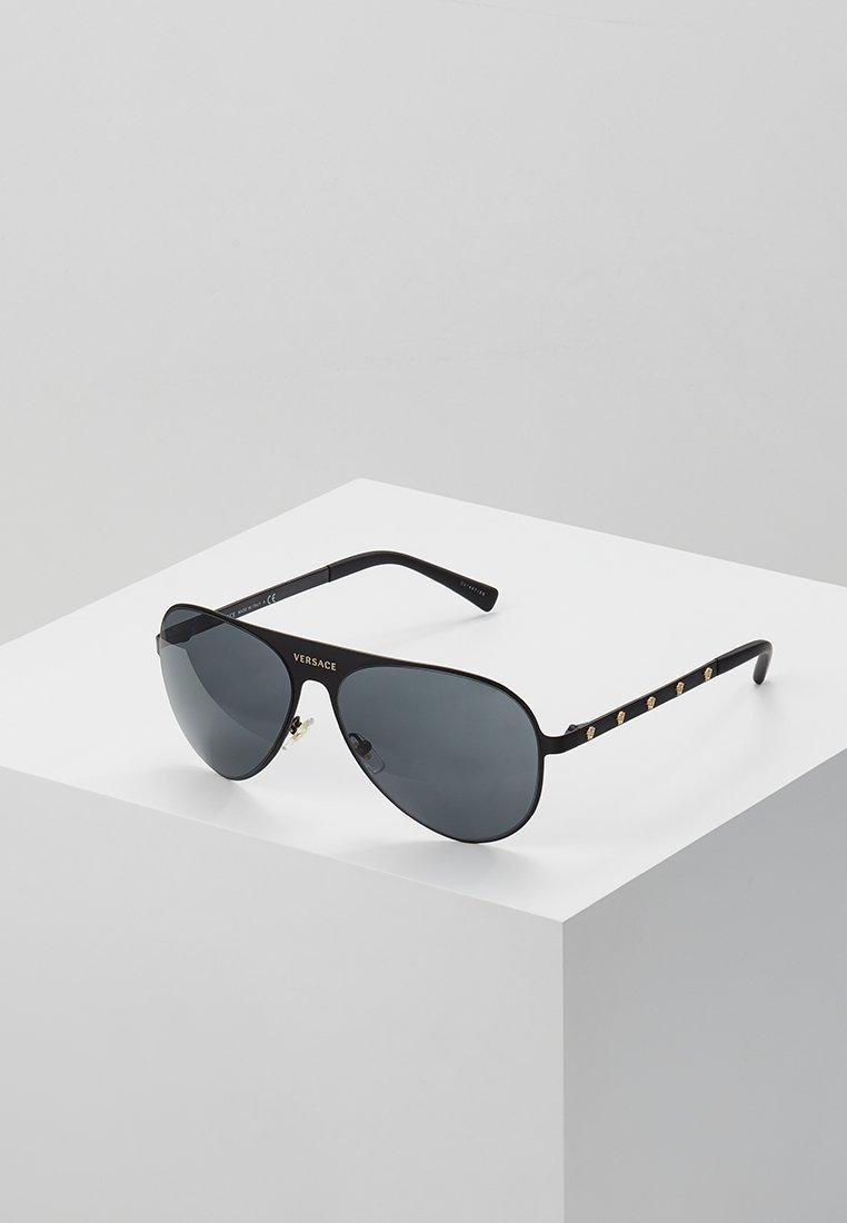 Versace - Lunettes de soleil - black/grey