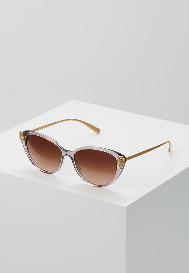 Solbriller - transparent violet