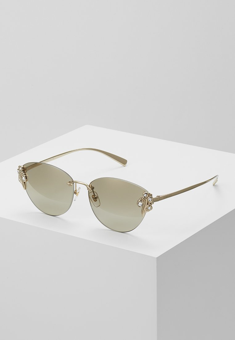 Versace - Sunglasses - pale gold-coloured