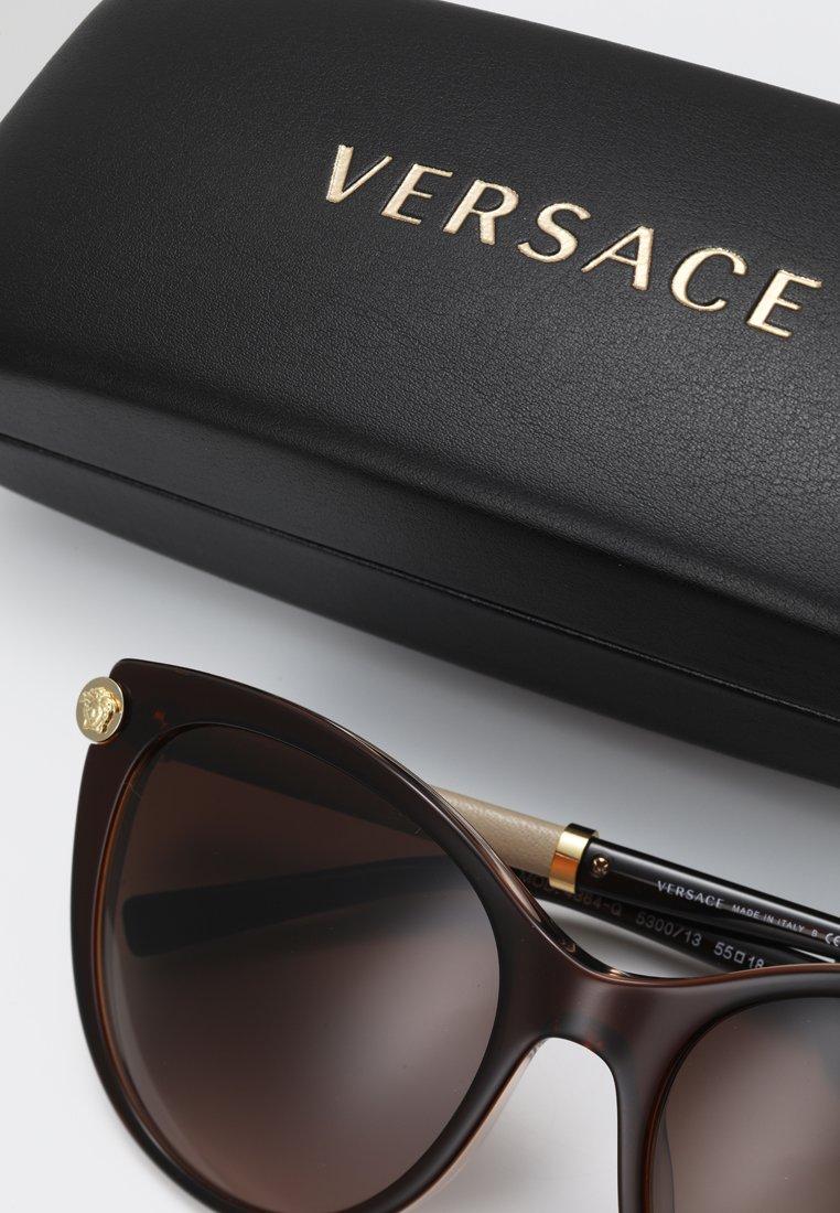 RockLunettes Versace Brown transparent De Soleil HD9E2I