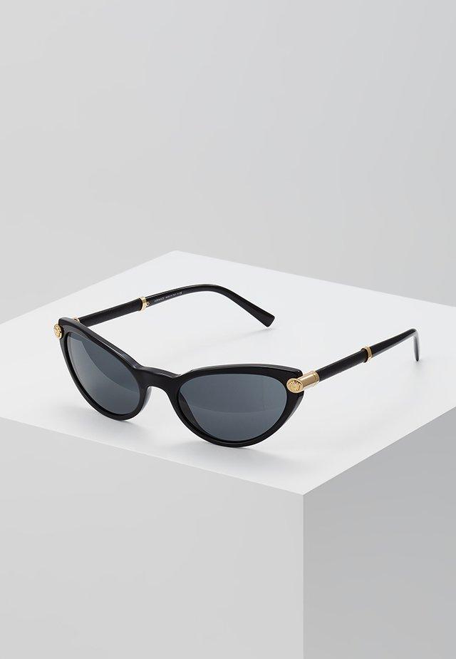 V-ROCK - Sluneční brýle - black