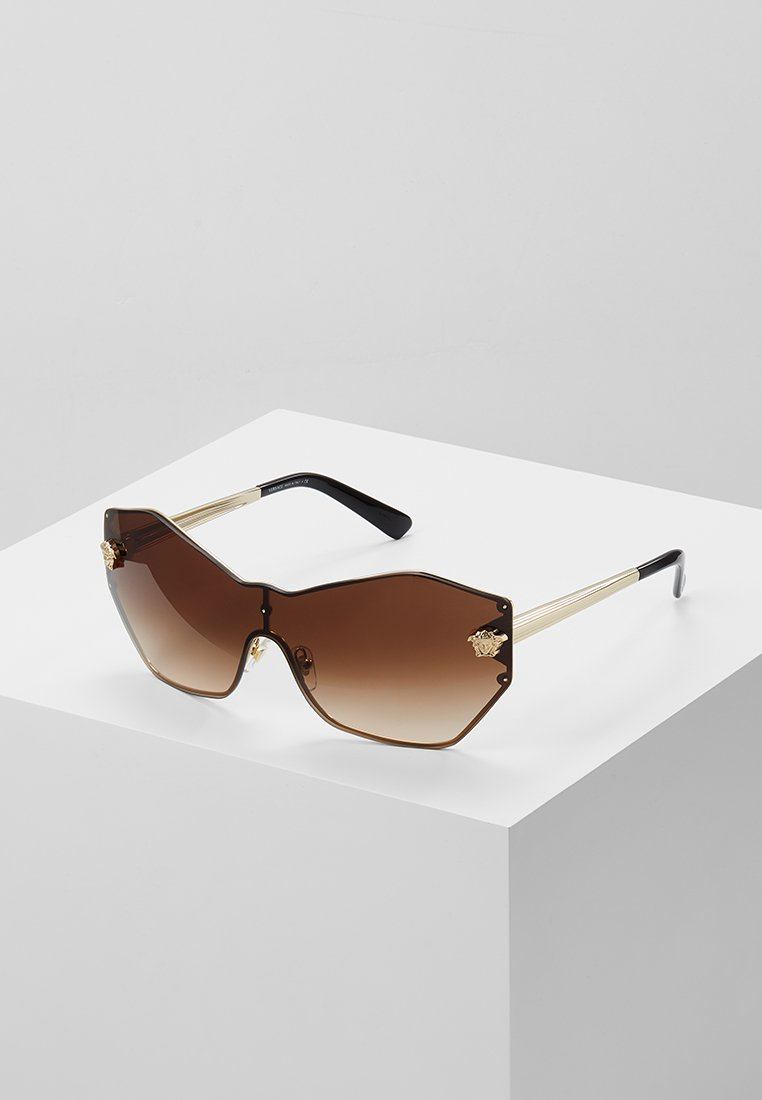 Versace - Sonnenbrille - pale gold-coloured