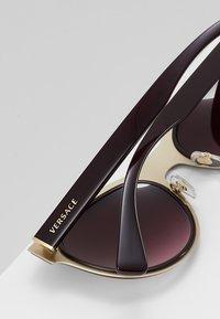 Versace - Solbriller - burgundy - 4