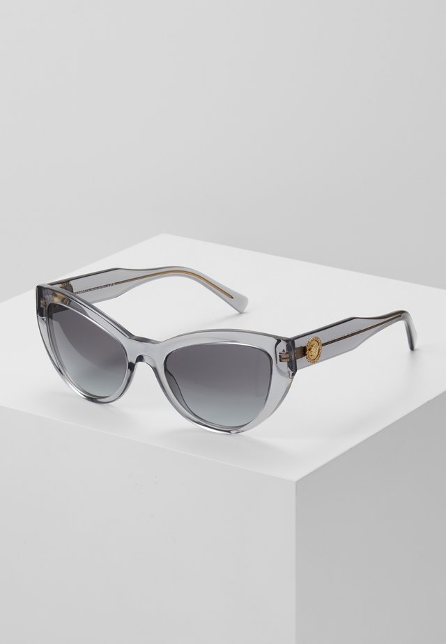 Sonnenbrille - transparent gray