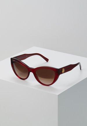 Sluneční brýle - burgundy