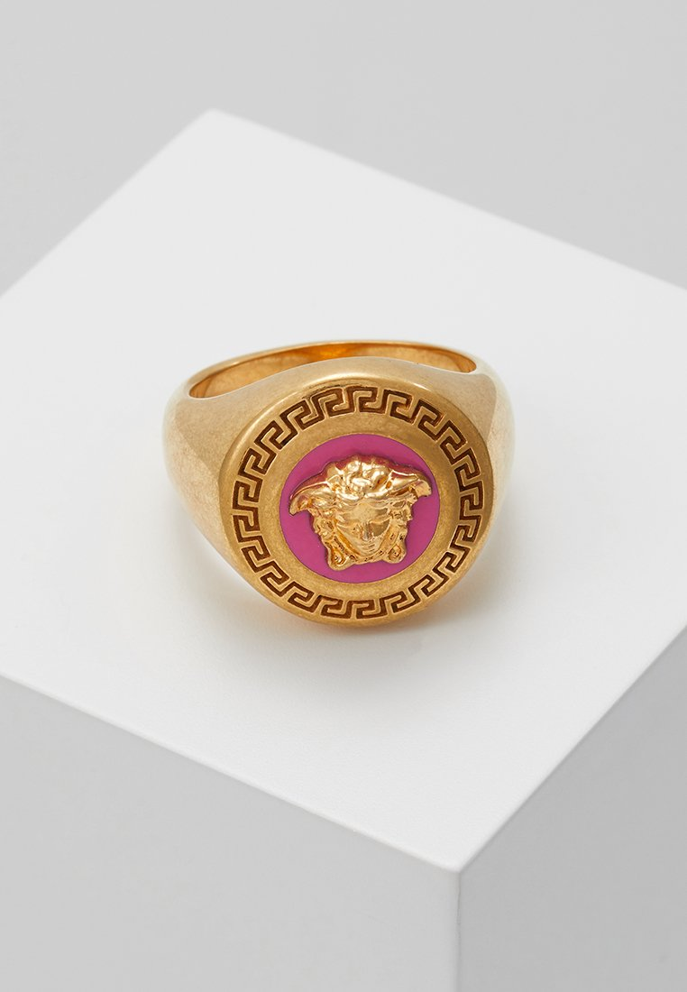 Versace - Ring - fuxia