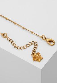 Versace - COLLANA - Halskette - nero/oro tribute - 2