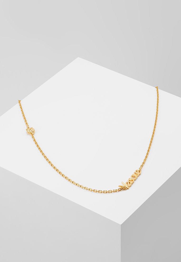 Versace - COLLANA - Halskette - oro caldo