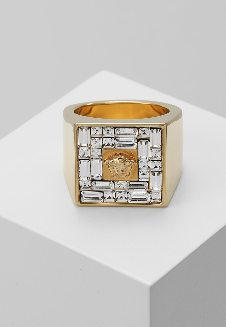 Versace - Ring - tribute gold-coloured