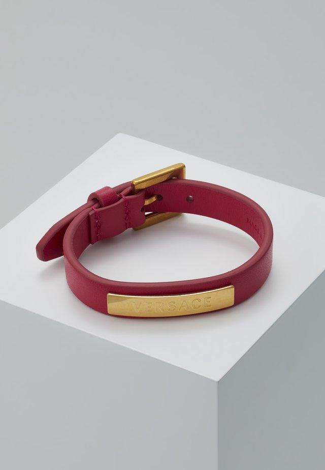 BRACCIALE  - Armband - fuxia oro tribute