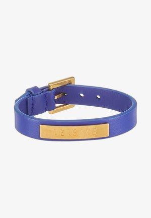 BRACCIALE  - Bracciale - bluette oro tribute