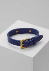 Versace - BRACCIALE  - Armband - bluette oro tribute - 2