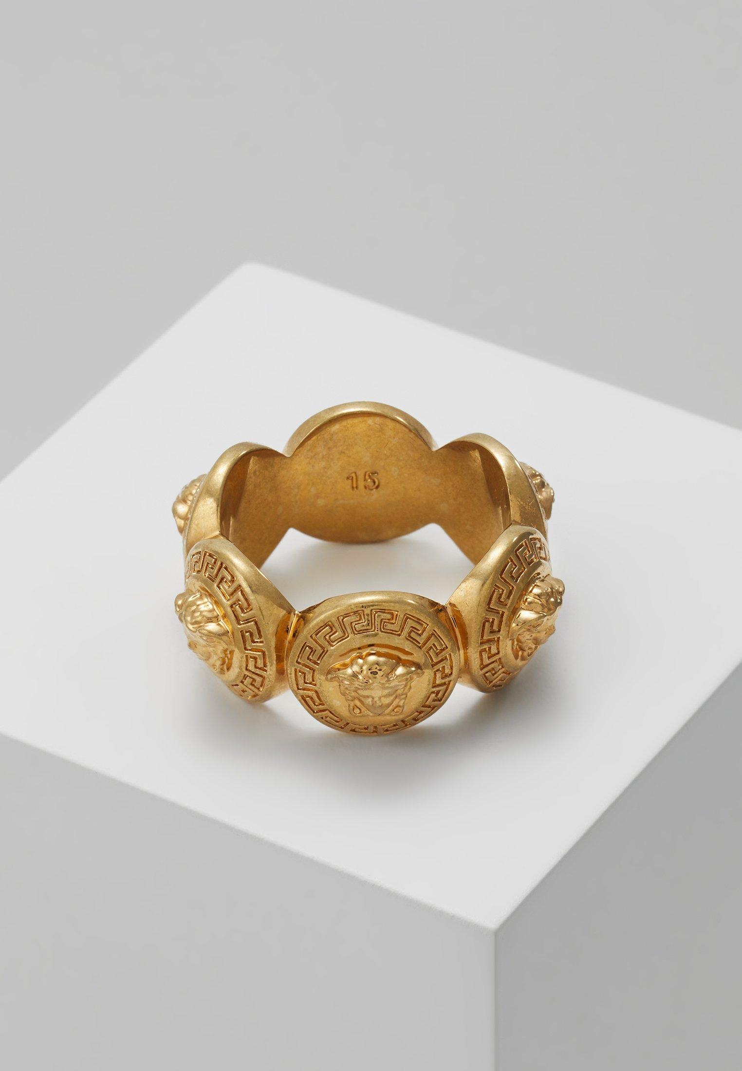 Versace AnelloBague Gold Versace coloured AnelloBague coloured Gold NwP0XZ8nOk