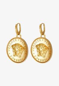 Versace - EARRINGS - Øreringe - gold-coloured - 4