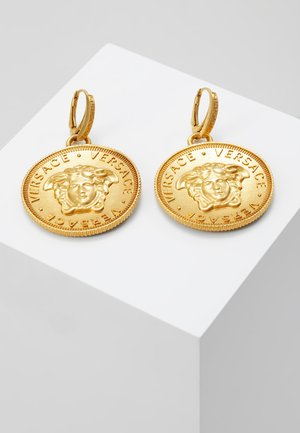 EARRINGS - Oorbellen - gold-coloured