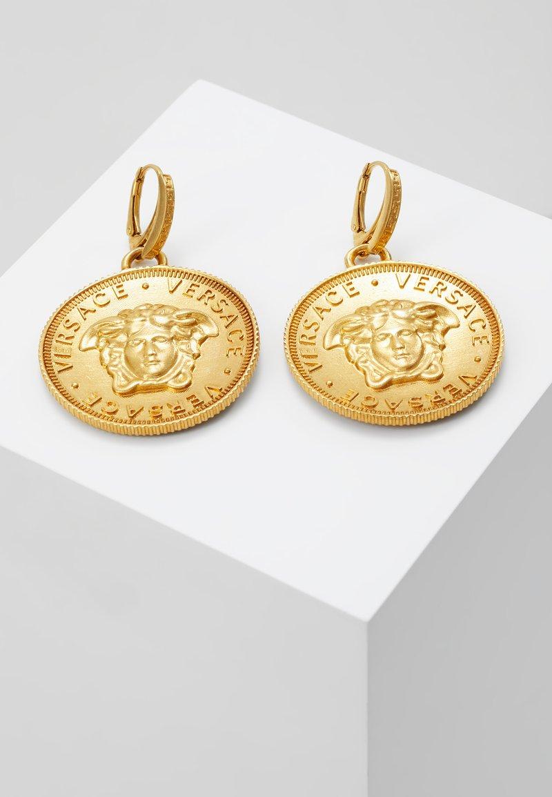 Versace - EARRINGS - Örhänge - gold-coloured