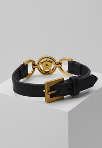 Versace - BRACCIALE - Armband - nero/oro tribute - 2