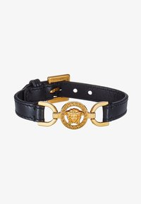 Versace - BRACCIALE - Armband - nero/oro tribute - 4
